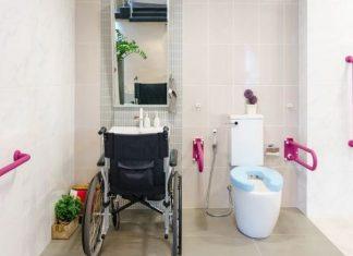 uchwyty łazienkowe dla niepełnosprawnych